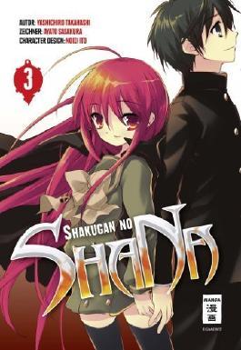 Shakugan no Shana 03 von Takahashi. Yushichiro (2013) Taschenbuch