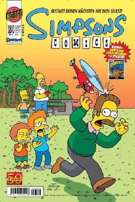 Simpsons Comic #180 (2011, Panini)