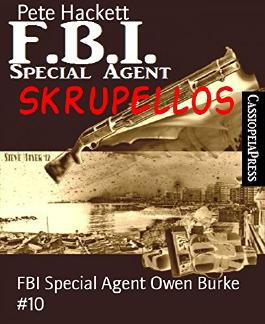 Skrupellos: FBI Special Agent Owen Burke #10