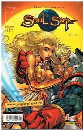 Soul Saga Band 3 von 3 (Image Panini Generation Comics) Comic-Heft
