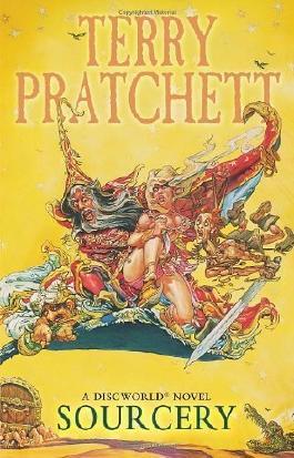 Sourcery: (Discworld Novel 5) (Discworld Novels) by Pratchett, Terry (2012) Paperback
