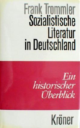 Sozialistische Literatur in Deutschland
