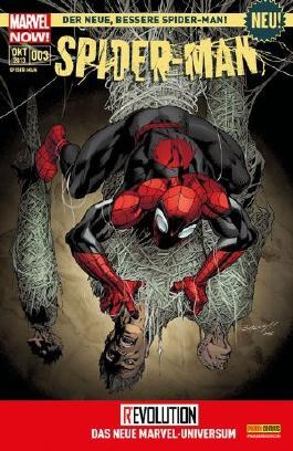 Spider- Man #3 (2013, Panini) ***MARVEL NOW***