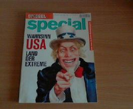 Spiegel Special: Ausgabe 2/1996 - Wahnsinn USA: Land der Extreme