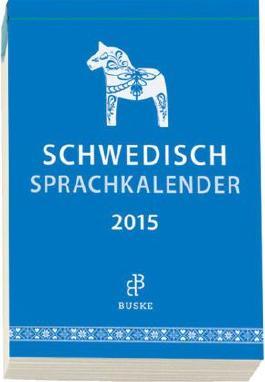Sprachkalender Schwedisch 2015