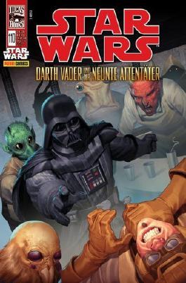 Star Wars #110 - Darth Vader und der neunte Attentäter II (2014, Panini)