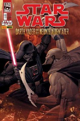 Star Wars #111 - Darth Vader und der neunte Attentäter III (2014, Panini)
