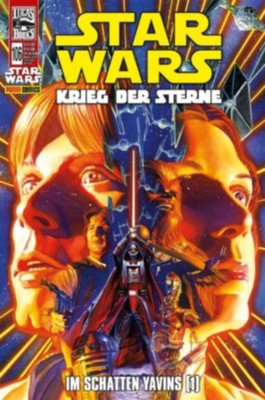 Star Wars Comics # 106: Im Schatten Yavins