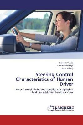 Steering Control Characteristics of Human Driver