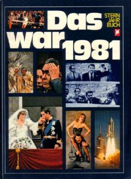 Stern-Jahrbuch. Das war 1981