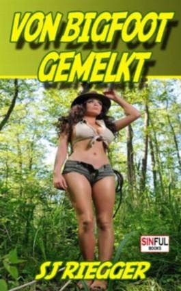 Stillsexgeschichten: Von Bigfoot gemelkt