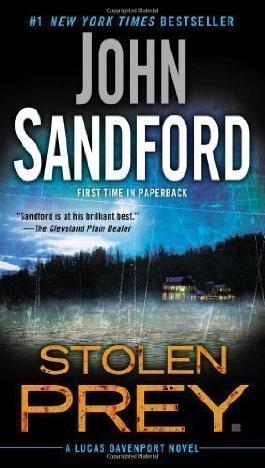 Stolen Prey (Lucas Davenport Mysteries) by Sandford, John (2013)