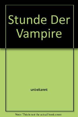 Stunde Der Vampire