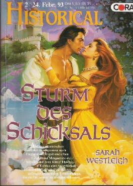 Sturm des Schicksals (Historical, Band 42)
