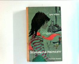 Stürmische Heimkehr. [Aus d. Amerikan. von Inge M. Artl. Ill. von Jan Brychta], Ueberreuter-Bücherei