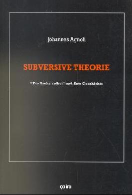 Subversive Theorie