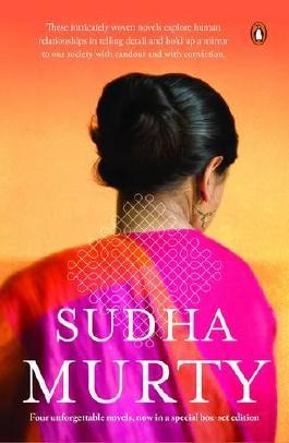 Sudha Murty Fiction Box Set