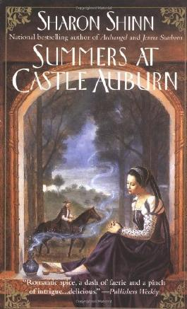 Summers at Castle Auburn by Shinn, Sharon (2002) Mass Market Paperback
