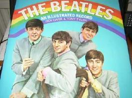 THE BEATLES. An Illustrated Record