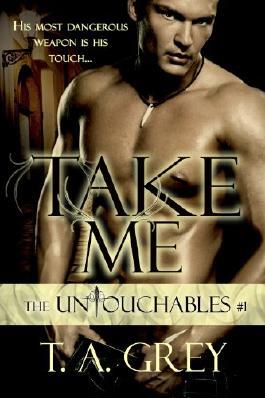 Take Me: The Untouchables 1 (paranormal erotic romance)