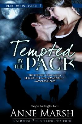 Tempted by the Pack (Blue Moon Brides)