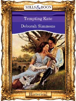 Tempting Kate (Mills & Boon Vintage 90s Historical)