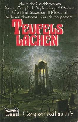 Teufelslachen. Unheimliche Geschichten. Gespensterbuch 9.