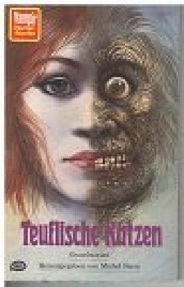 Teuflische Katzen , Vampir Horror-Roman. Vampir Taschenbuch 55