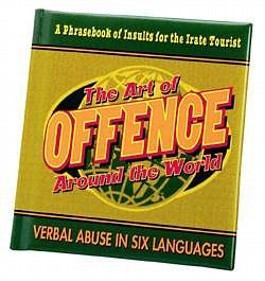The Art of Offence Around the World (Lagoon)