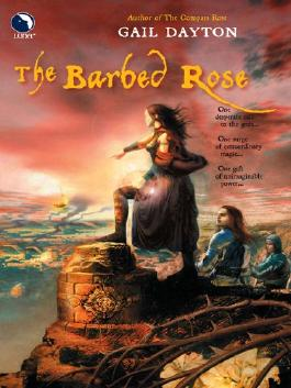 The Barbed Rose (Luna) (The One Rose - Book 2)