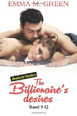 The Billionaire's Desires, Band 9-12 (Deutsche Version): Hundert Facetten des Mr. Diamonds