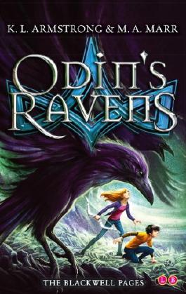 The Blackwell Pages: 02 Odin's Ravens: Number 2 in series