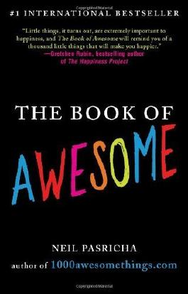 The Book of Awesome by Pasricha, Neil (2011) Paperback