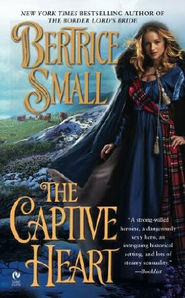 The Captive Heart: Border Chronicles, Book 3