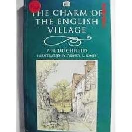 The Charm of the English Village (Senate Paperbacks)