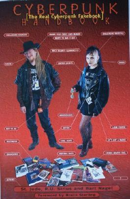 The Cyberpunk Handbook