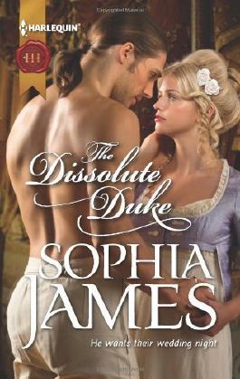 The Dissolute Duke (Harlequin Historical)