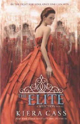 The Elite by Cass. Kiera ( 2013 ) Paperback
