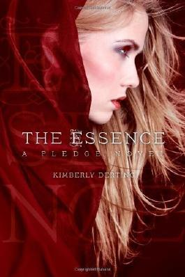The Essence (Pledge) by Derting, Kimberly (2013) Hardcover