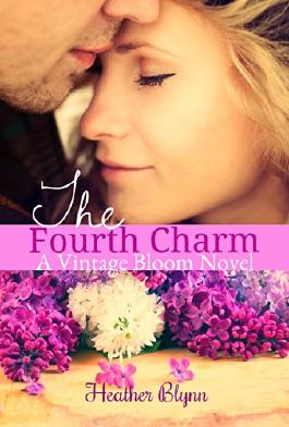 The Fourth Charm: Vintage Bloom: Red Velvet Series