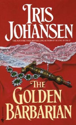 The Golden Barbarian: Sedikhan Series, Book 1