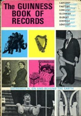 The Guinness Book of Records 1967.