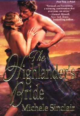 The Highlander's Bride (McTiernay Brothers)