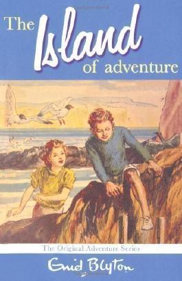The Island of Adventure (Adventure (MacMillan)) by Blyton, Enid 5 edition (2008)