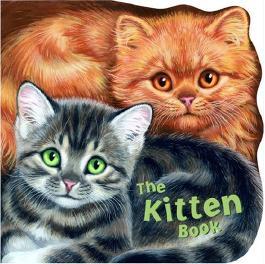 The Kitten Book (Look-Look)