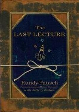 The Last Lecture, 1st First Edition