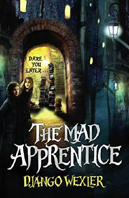 The Mad Apprentice (Forbidden Library Book 2)