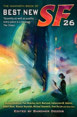 Mammoth Book of the Best New SF 26