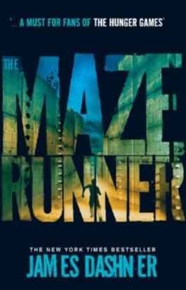 The Maze Runner. Die Auserwählten - Im Labyrinth, englische Ausgabe