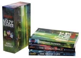 The Maze Runner Trilogy (Maze Runner) by Dashner, James (2013) Paperback